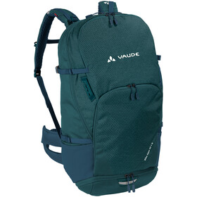 VAUDE Bike Alpin 32+5 Backpack petroleum uni